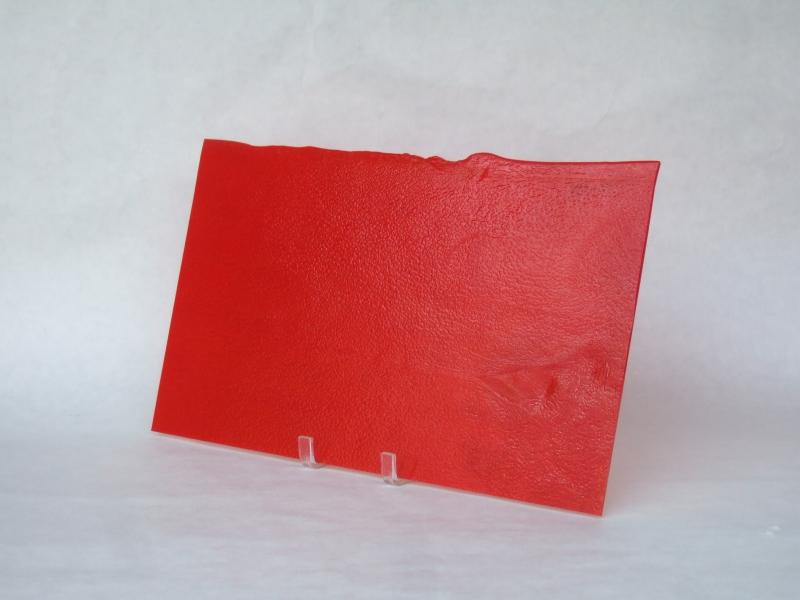 ステンドグラス材料のガラス,ブルザイ